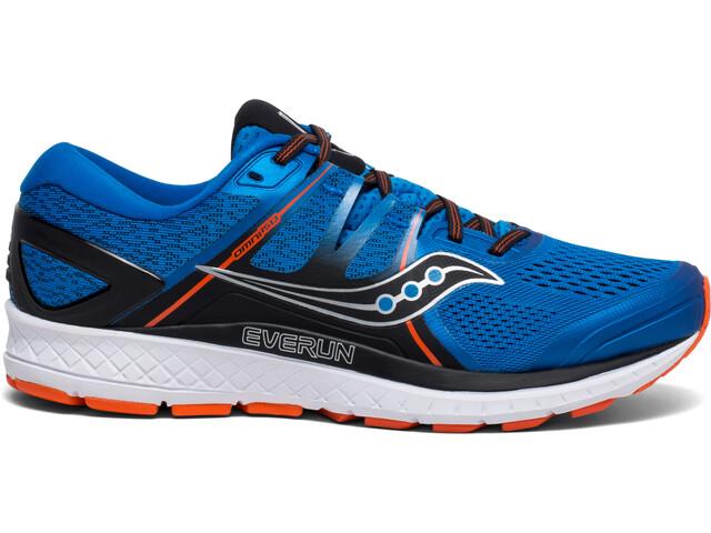 ... su strada  saucony Omni ISO scarpe da corsa Uomo arancione blu. saucony  ... c38ad4a65c8